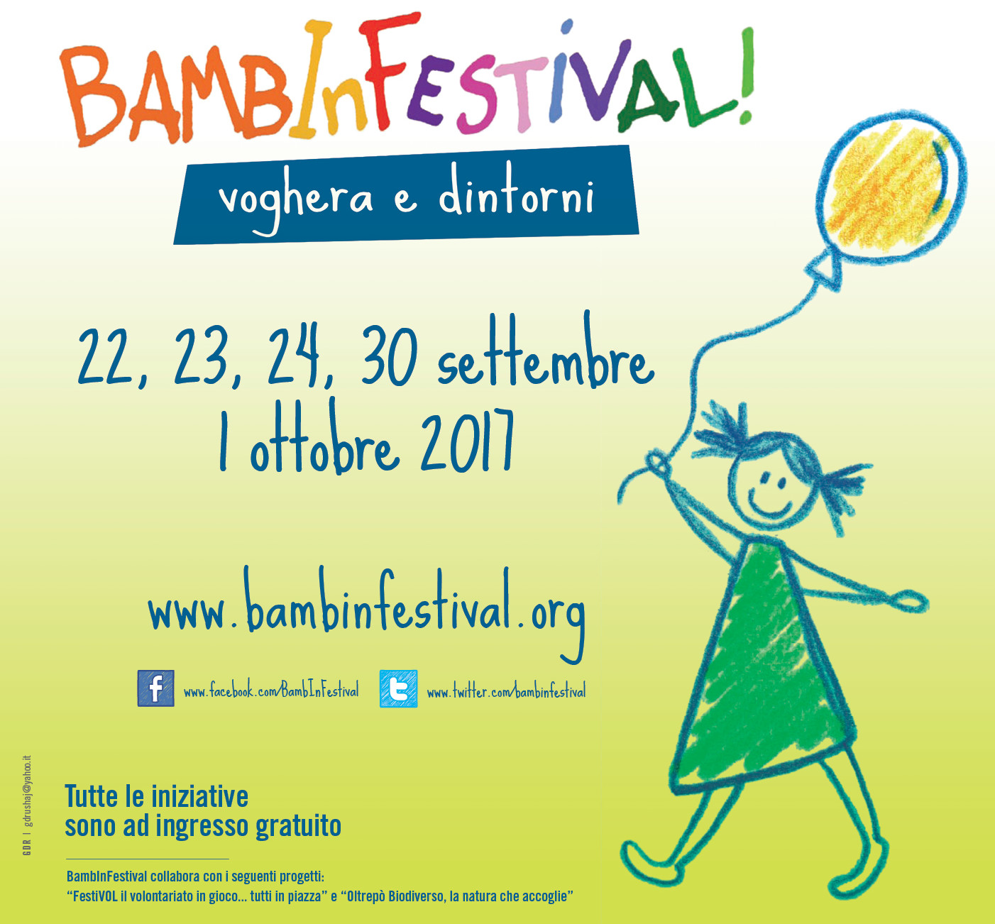 Locandina BambInFestival